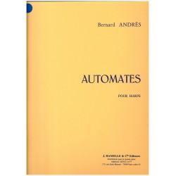 Bernanrd Andrès, Automates