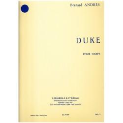 Bernard Andrès, Duke