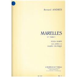 Bernard Andrès, Marelles, 1er cahier