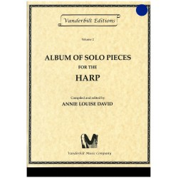 Annie Louise David, Album of solo pieces for the harp, vol. 2