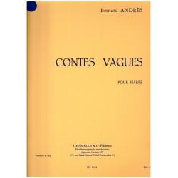 Bernard Andrès, Contes vagues