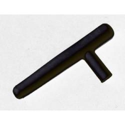 Clé d'accord ergonomique noire