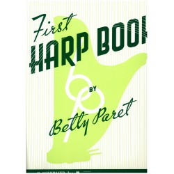 Betty Paret, First harp book