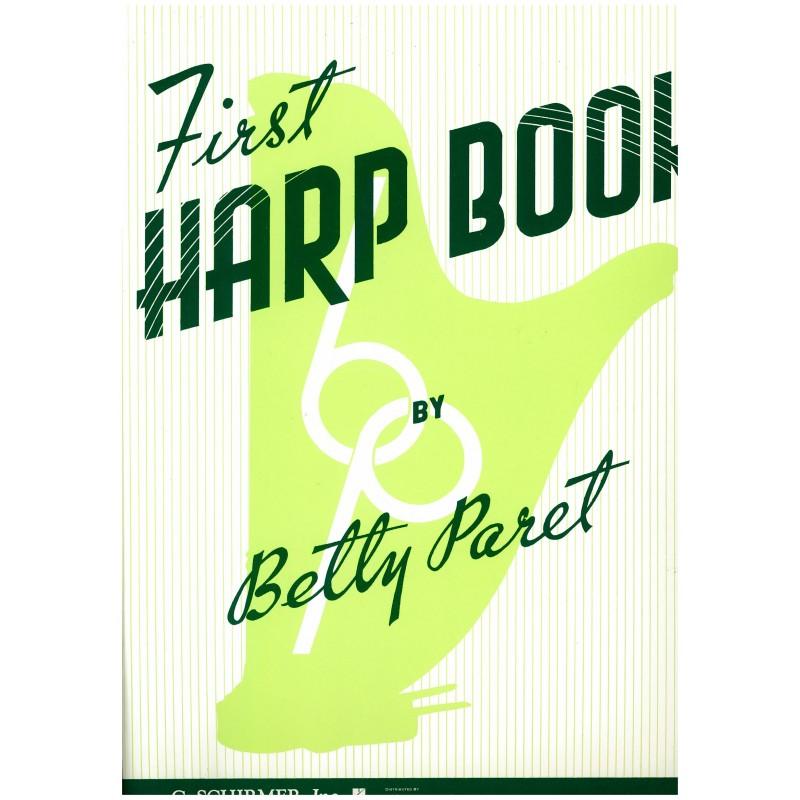 Betty Paret, First harp book