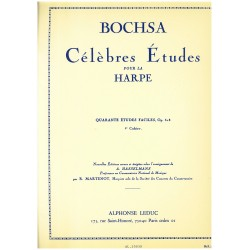 Nicola-Charles Bochsa, Quarante études faciles op 318 (2e cahier)