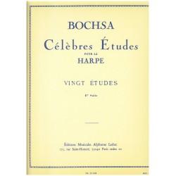 Nicola-Charles Bochsa, Vingt études (1ere suite)