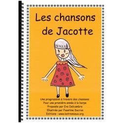 Eve Delcambre, Les chansons de Jacotte