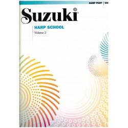 Suzuki, Harp School VOLUME 2