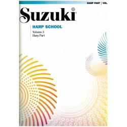 Suzuki, Harp School VOLUME 3