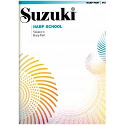 Suzuki, Harp School VOLUME 4