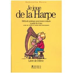 Gabriella Bosio, Je joue de la harpe