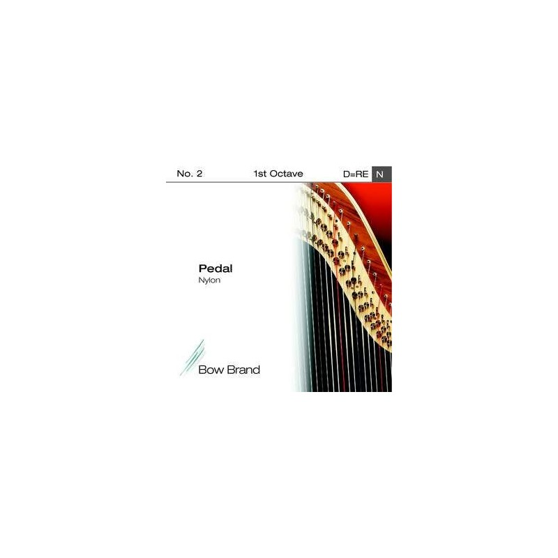 D - RE 2 octave 1 nylon
