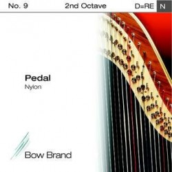 D - RE 9 octave 2 nylon