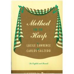 Salzedo & Lawrence, Method for the Harp