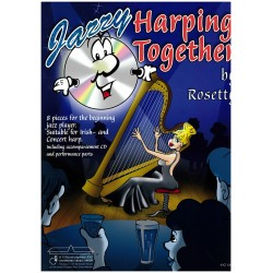 Rosetty, Harping Together Jazzy