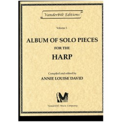 Album of solo pieces for the harp, Volume 1