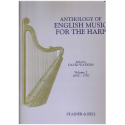 David Watkins, Anthology of English Music for the Harp, Vol. 2