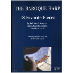 Floraleda Sacchi, The Baroque Harp