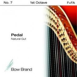 F - FA 7 octave 1 boyau