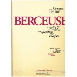 Gabriel Fauré, Berceuse, Extrait de Dolly Op. 56