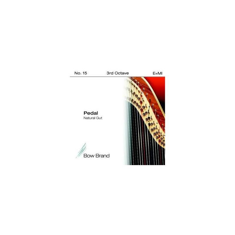 E - MI 15 octave 3 boyau
