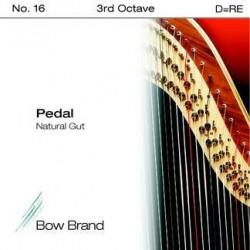 D - RE 16 octave 3 boyau
