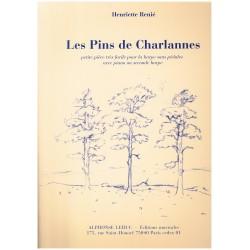 Henriette Renié, Les Pins de Charlannes