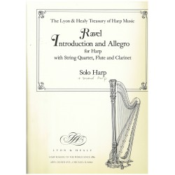 Ravel, Introduction and Allegro
