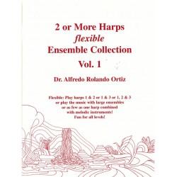 Alfredo Rolando Ortiz, Ensemble Collection, vol. 1