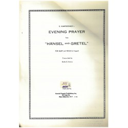 "E. Humperdinck, Evening Prayer from ""Hansel and Gretel"""