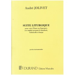 André Jolivet, Suite Liturgique