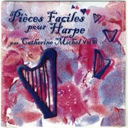 Catherine Michel, Pièces faciles pour harpe, vol 2