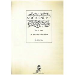R.Bochsa, Nocturne in F, OP.50 No.2