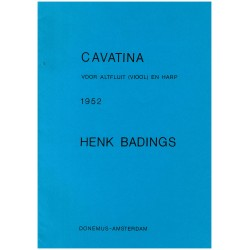 Henk Badings, Cavatina