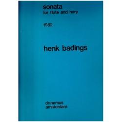 Henk Badings, Sonata
