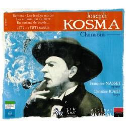 Joseph Kosma, Chansons