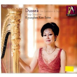Kyunghee Kim-Sutre, Dussek, Harp Sonatas