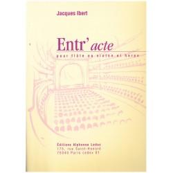 Jacques Ibert, Entr'acte