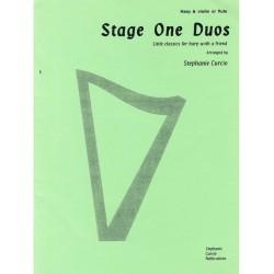 Stephanie Curcio, Stage One Duos