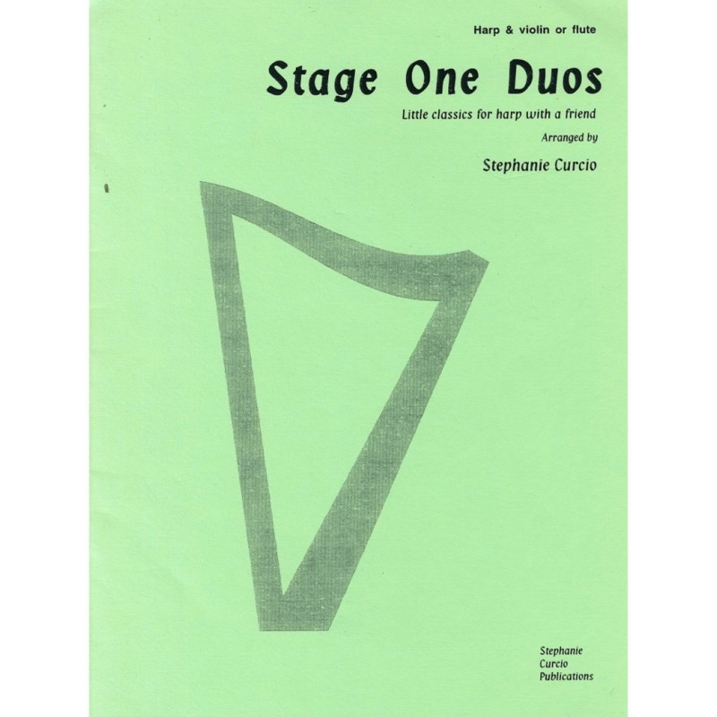 Stephanie Curcio, Stage One Duos