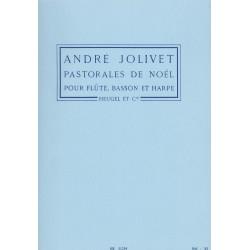 André Jolivet, Pastorales de Noël