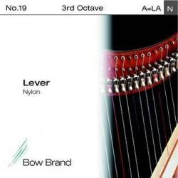 A - LA 19 octave 3 nylon -...