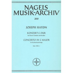 Joseph Haydn, Concerto in C Major