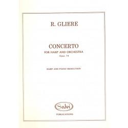 R. Gliere, Concerto, Opus. 74