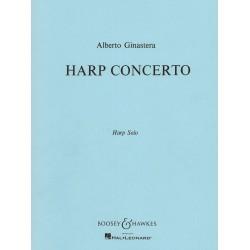 Alberto Ginastera, Harp Concerto