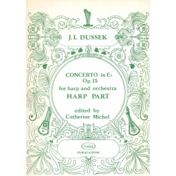 J.L. Dussek, Concerto in Eb, Op. 15