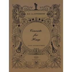 K.D. von Dittersdorf, Concerto for Harp