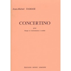 Jean-Michel Damase, Concertino