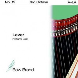 A - LA 19 octave 3 boyau -...