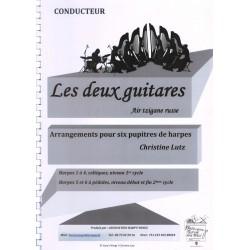 Christine Lutz, Les deux guitares